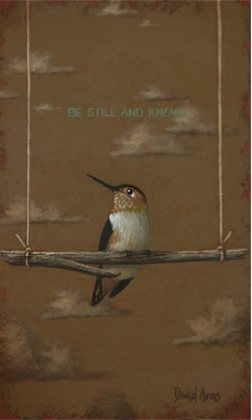 Be Still and Know: Helping the Freedom-Seeking Freshman Slow Down and