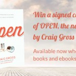 "Win a Copy of ""OPEN"" by Craig Gross"